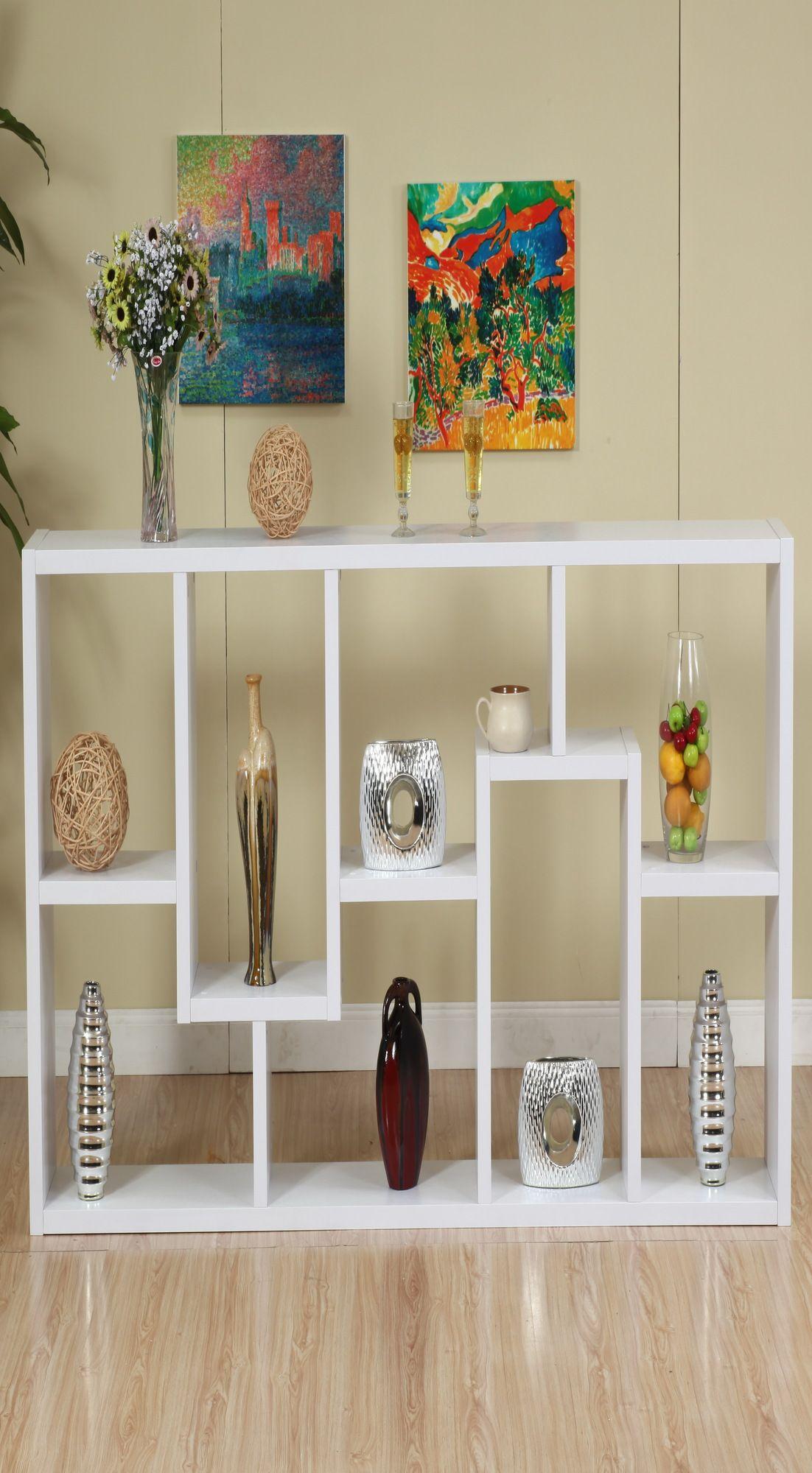 Hokku Designs Masima Unique Bookcase Display