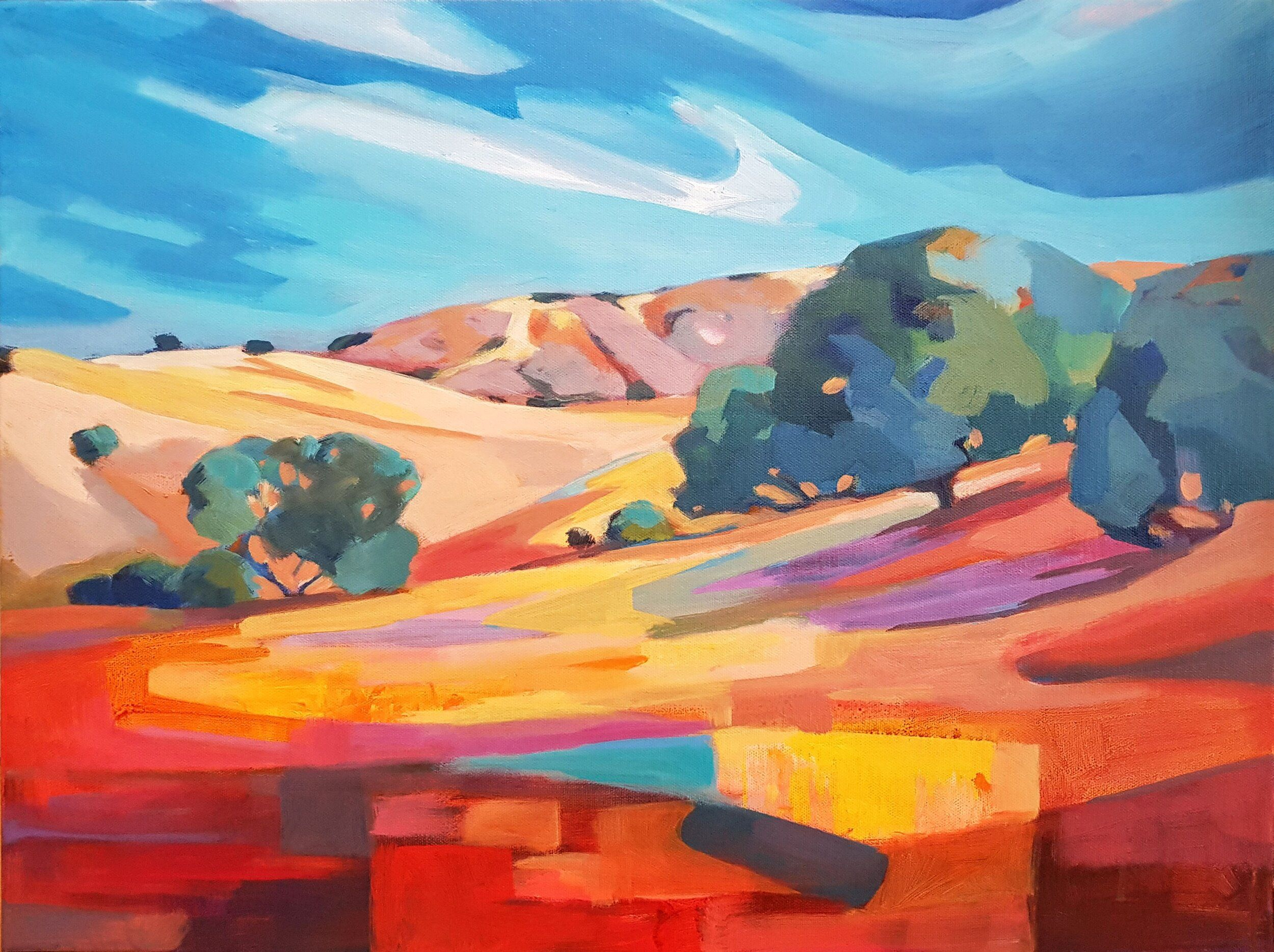 Landscapes Stephanie Maclean Contemporary Art In 2020 Art Contemporary Art Landscape
