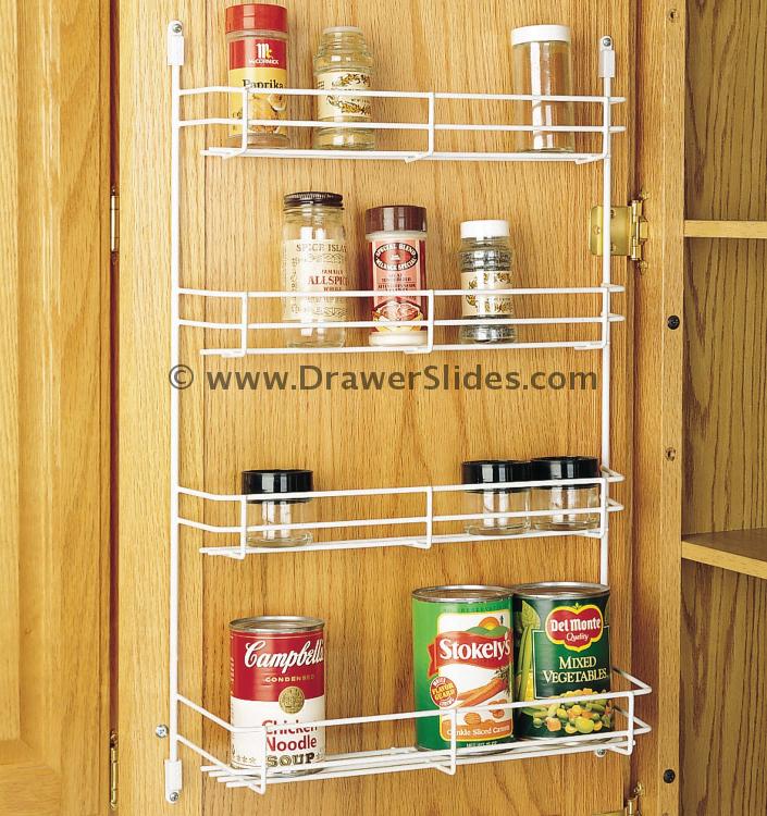 Rev a Shelf Wire Door Mount Spice Rack