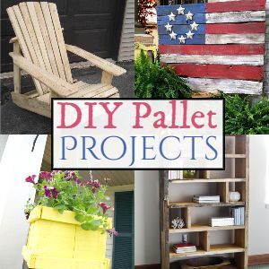 DIY Pallet Projects To Upgrade Your Home • DIY Home Decor