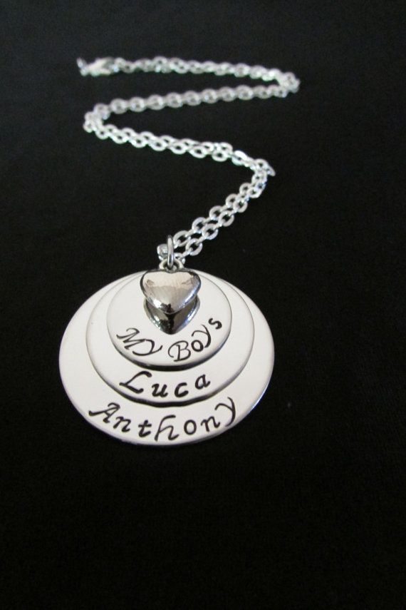 Hey, I found this really awesome Etsy listing at https://www.etsy.com/listing/153420282/hand-stamped-jewelry-personalized