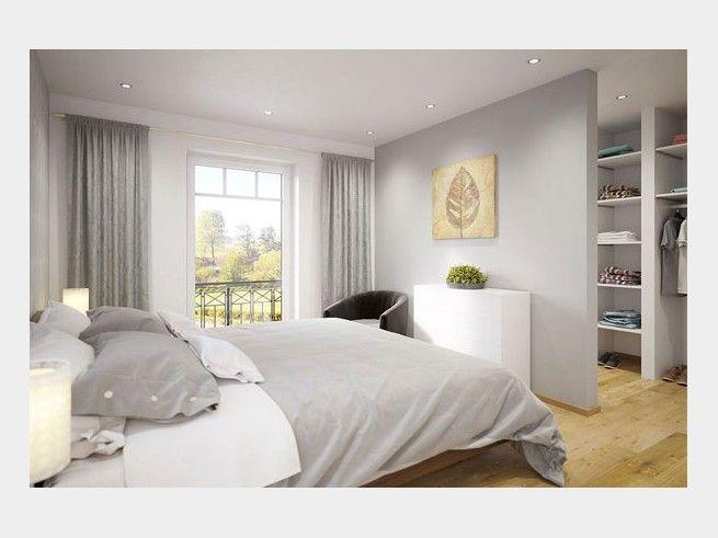 Genial Mit Einem Zarten Grau Im Schlafzimmer Schaffen Sie Eine Schöne Alternative  Zu Weißen Wänden Und Erhalten Sich Dabei Die Möglichkeit, Mit Allen Farben  ...
