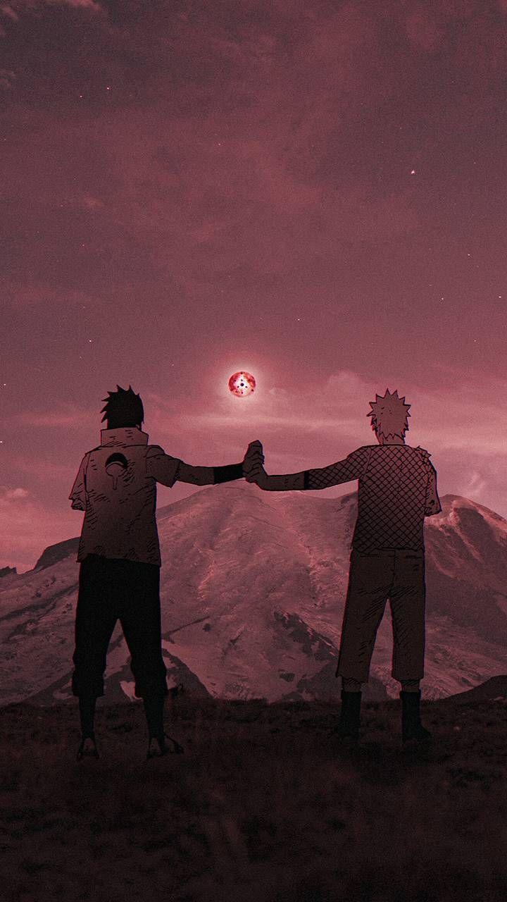 Sasuke and Naruto wallpaper by ManeyHB - 077f - Free on ZEDGE™