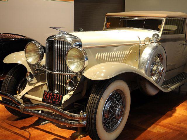 1931 Duesenberg Model J Long-Wheelbase Coupe | Classic Automobiles ...