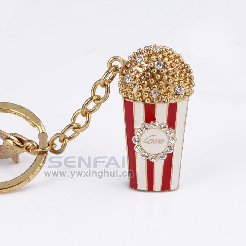 Kawaii Food Jewellery Necklaces and Keyrings Keychains