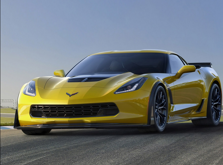 Watch The Livestream Of The Corvette Z06 At The Detroit Auto Show
