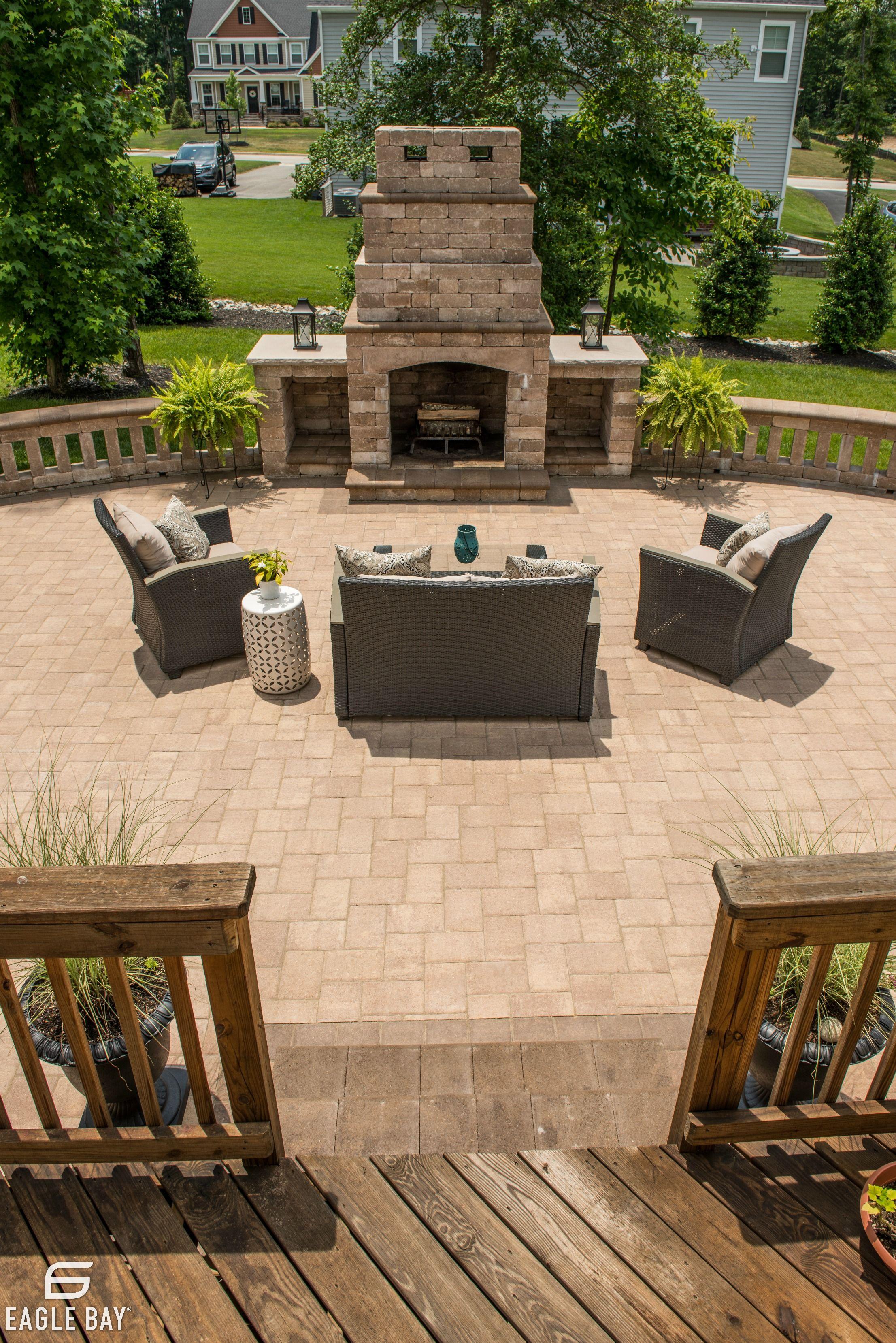 why entertain when you can wow patio inspiration backyard rh pinterest com