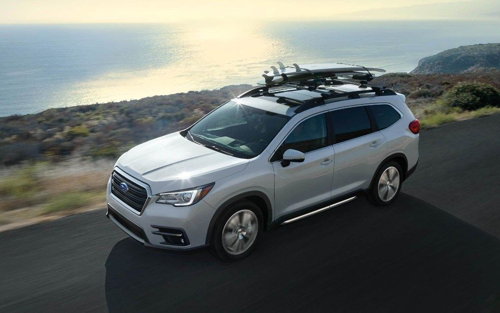 The nextgen Subaru Ascent will come with new LineUp, New