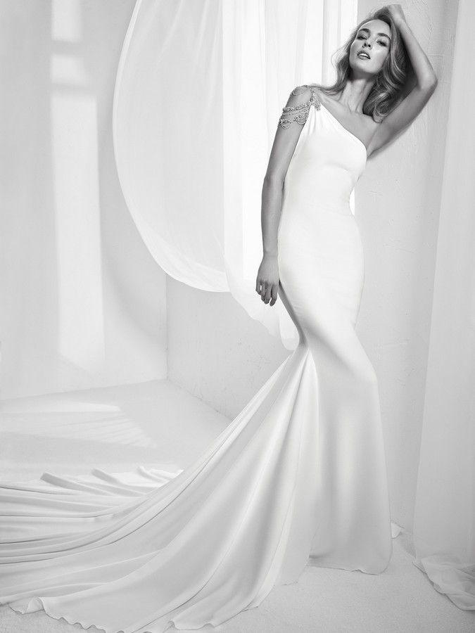 abiti da sposa 2018 atelier pronovias 52799 | Sposalicious | Abito ...