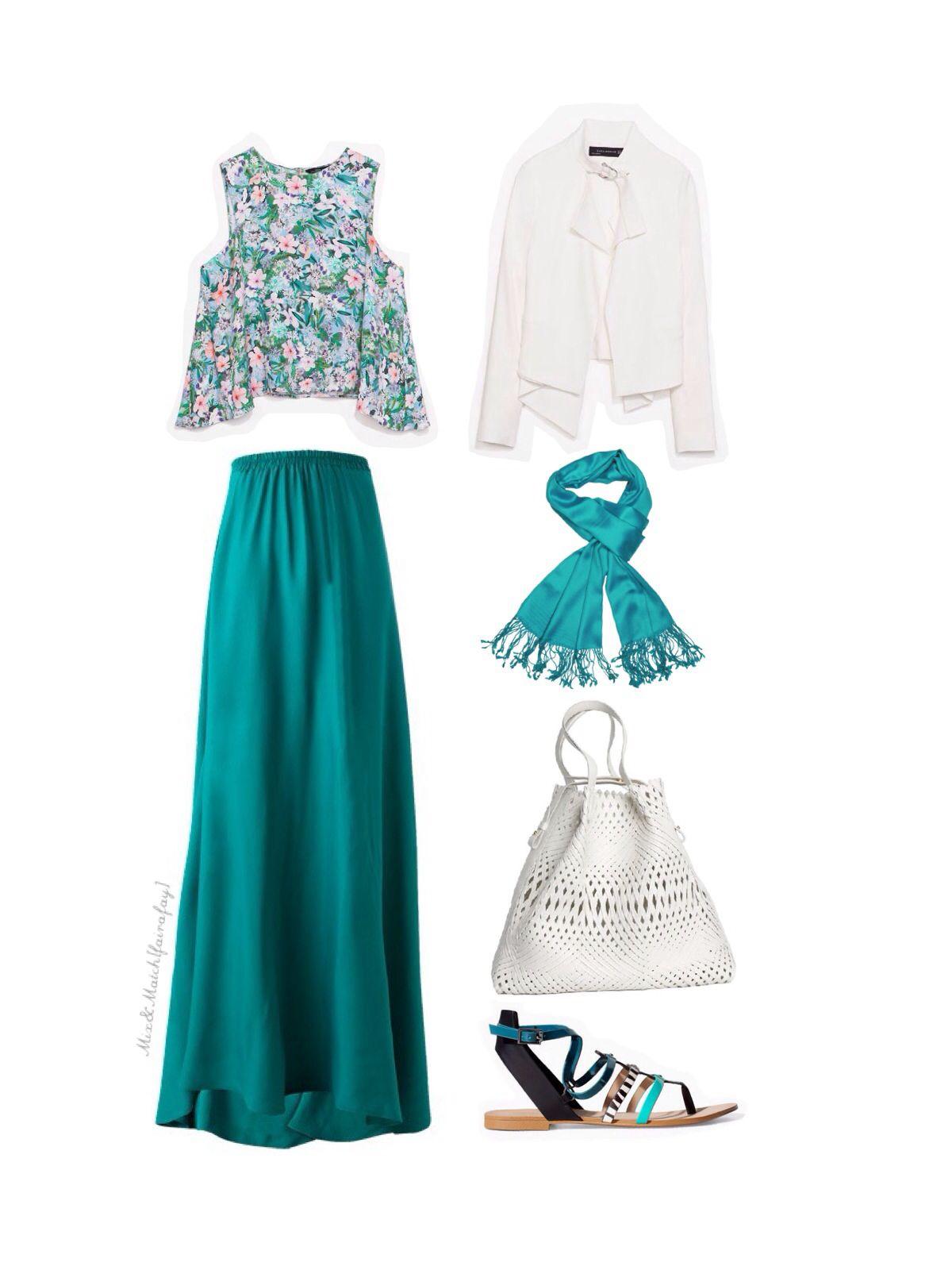 mix match fairafay style fashion hijab mix match