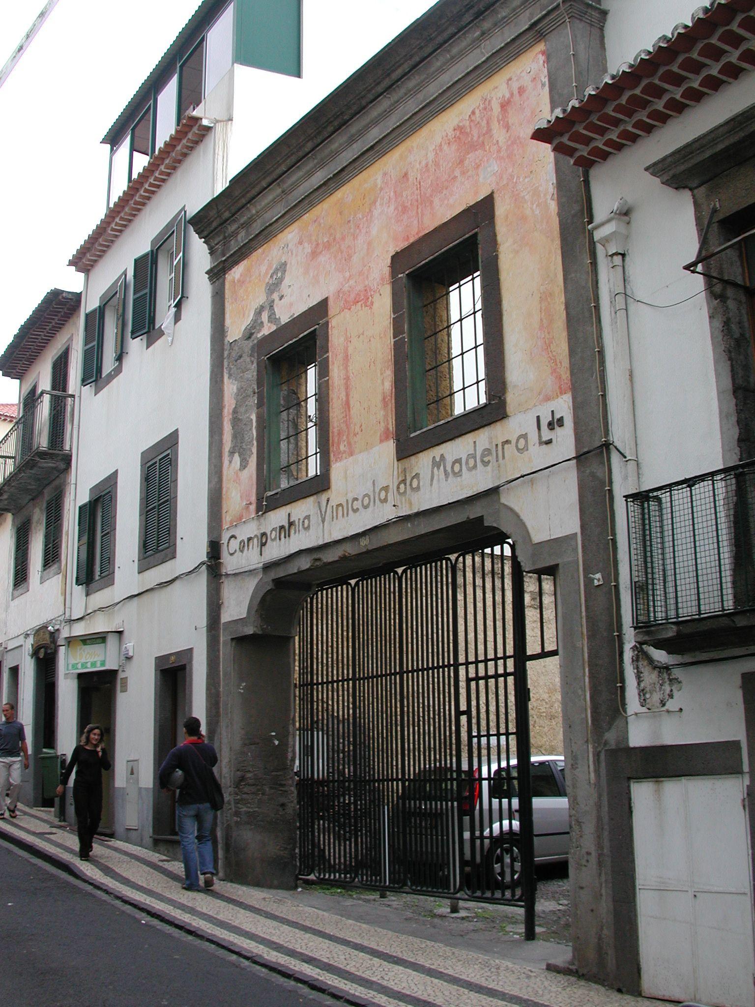 Comphania Vinicola da Madeira, Portugal