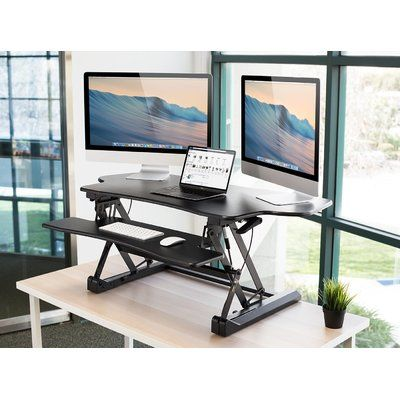 Mount It Electric Standing Desk