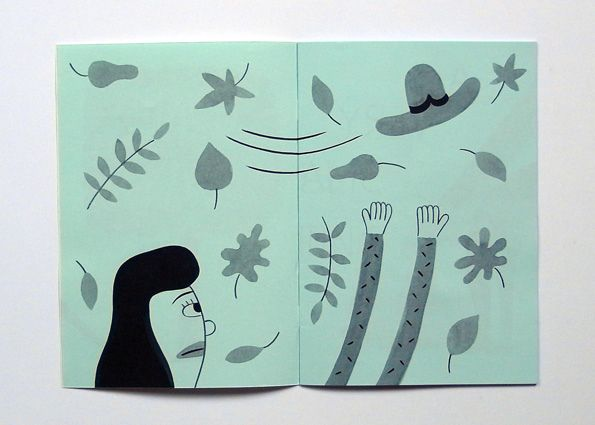 Love and Hats by Andy Rementer, via Flickr