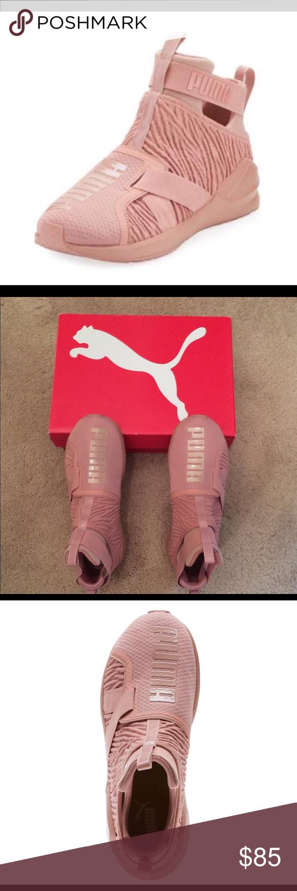 6c70761232e2 Puma Fierce Strap Hypernature Stretch Sneaker 💯% authentic Puma fierce  strap hypernature textured sneaker