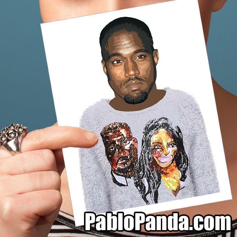 Kanye West Ugly Sweater – Geek Tattoos