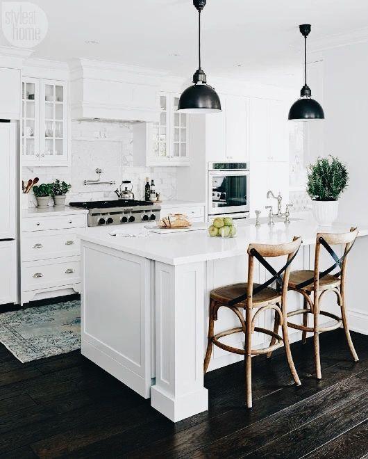 Pin di Kayla Shoemaker su Home | Pinterest | Sgabelli, Cucine e Cucina
