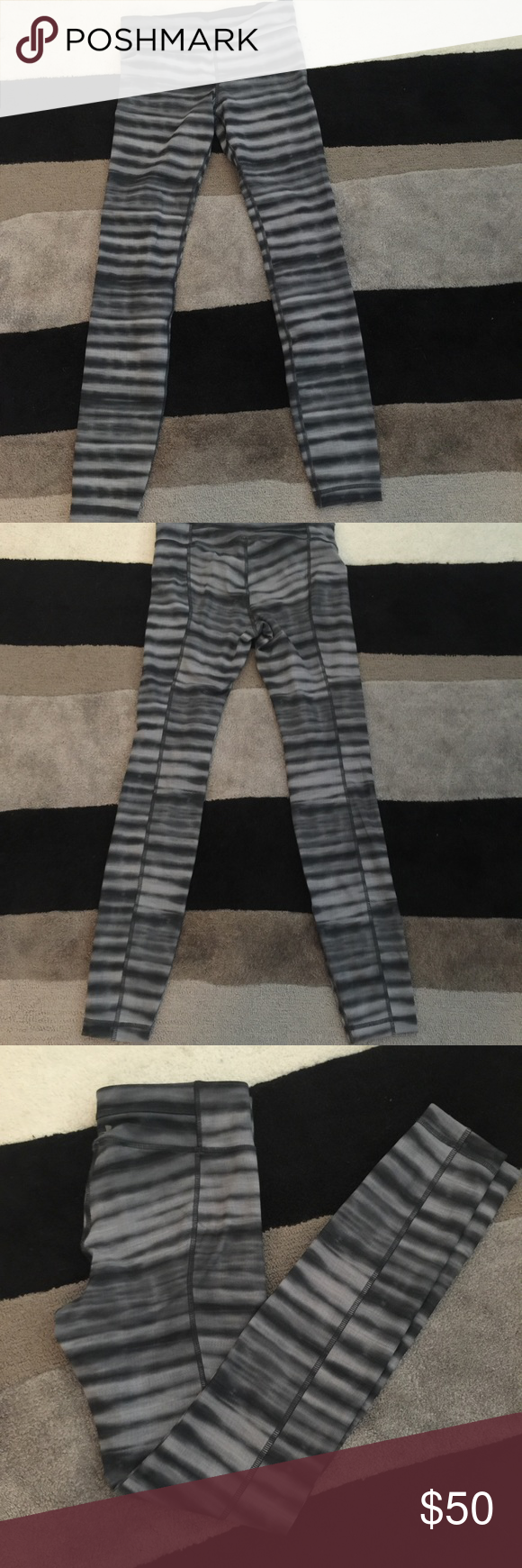 Under Armour studio capris size small Under Armour studio capris long. Size small. New with tag. Small pocket in the front right side for key and change. Feel free to make offer Under Armour Pants Capris