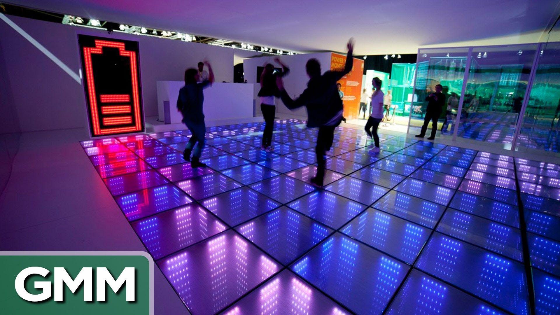 Shocking Ways To Make Electricity Dance Floor Interactive Lighting Modular Dance Floor