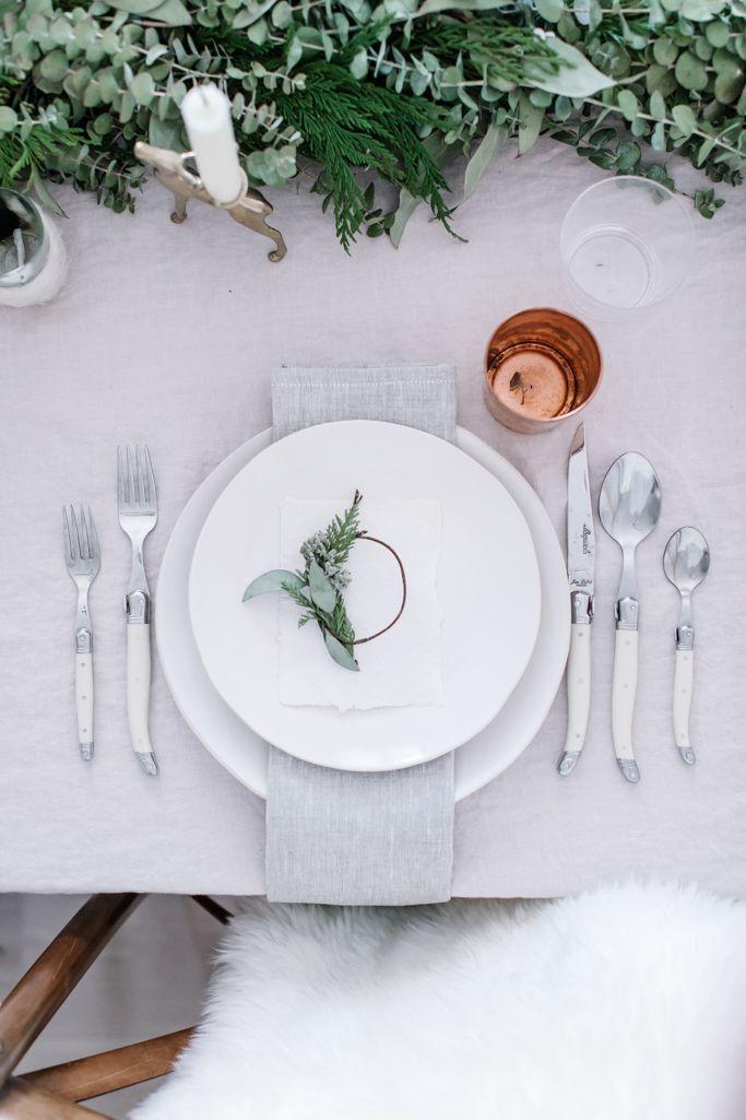 diy organic wreath tutorial