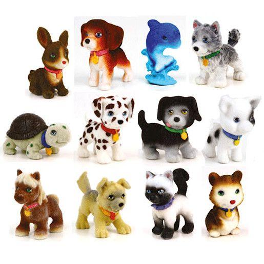 Puppy In My Pocket Pocketville Foil Pack My Pocket Healthy Toys