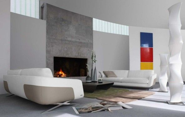 Living Room Fantastic Modern Living Room Ideas With White