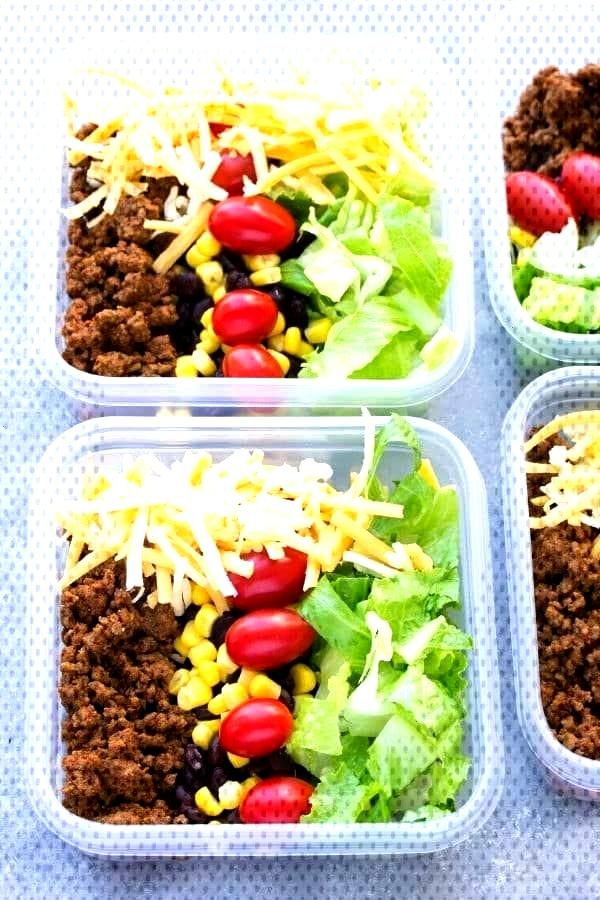 16 Make-Ahead Work Lunches That Don't Need Reheating And not jus...#dont