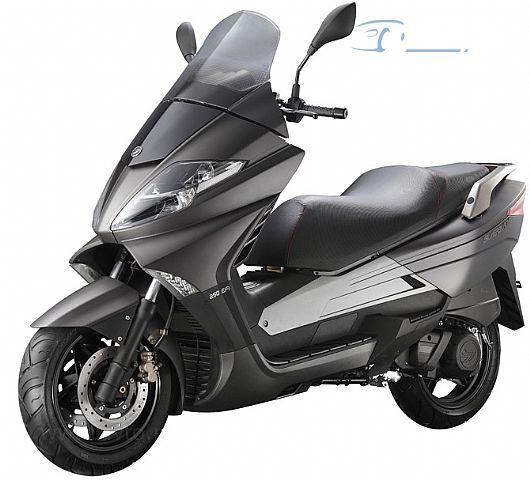 KeeWay SILVERBLADE 250 EFI :: www.Avto.net ::