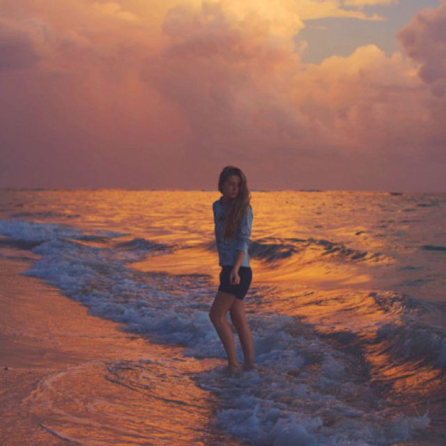 I could look at this beach sunset everyday as inspiration while writing the next romance set on Pearl Island. pearlislandbooks.com