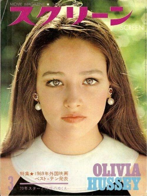olivia hussey actress