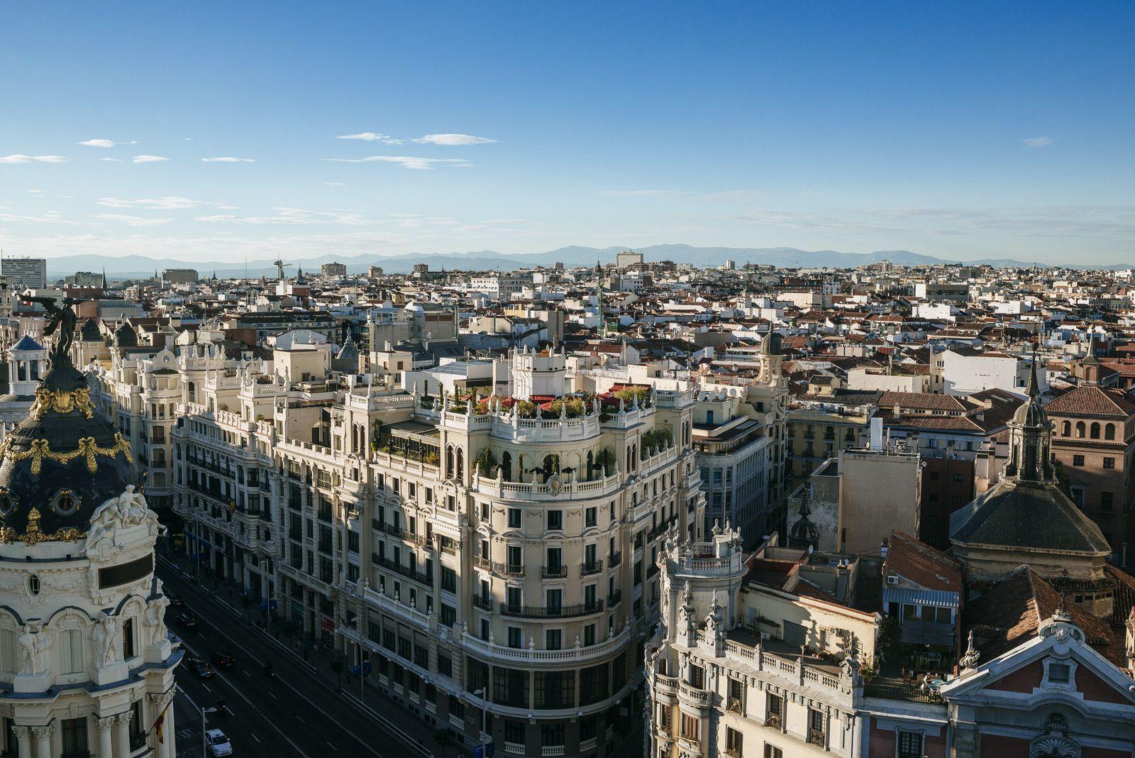 Where To Shop In Madrid S Las Salesas Neighbourhood In 2020 Madrid The Neighbourhood Madrid Spain