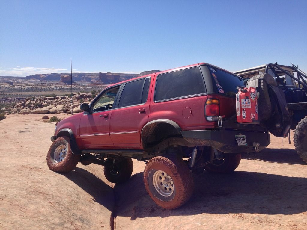 show off your lifted 2nd gen page 46 ford explorer and ford ranger forums serious explorations [ 1024 x 768 Pixel ]