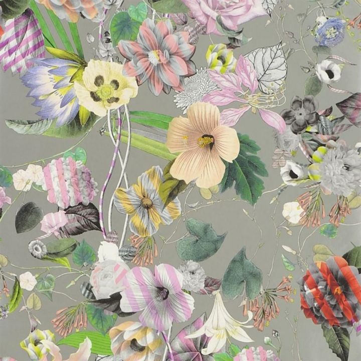Malmaison Floral Wallpaper in 2020 (With images