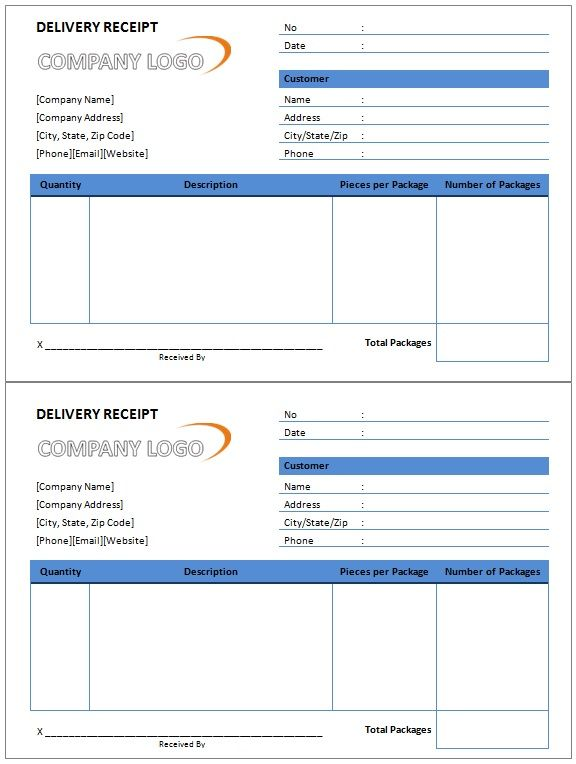 Pin by Nawazish Ali on Nawazishali Pinterest Receipt template - shipping manual template