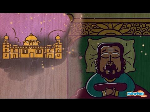 The King's Condition Story - Tenali Raman - Short Stories for Kids | Mocomi  For more interesting Tenali Raman Stories for Kids, visit: http://mocomi.com/fun/stories/tenali-raman/