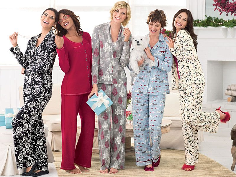 Bridal Shower Theme: Pajama Party - A girl\'s night just isn\'t ...