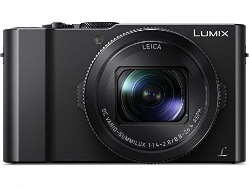 Panasonic Lumix Lx10 4k Digital Camera 20 1 Megapixel 1 Inch Sensor 3x Leica Dc Vario Summilux Lens F1 4 2 8 Aperture Power O I S Stabilization 3 Inch Lcd Digital Camera Point And Shoot Camera Panasonic Lumix