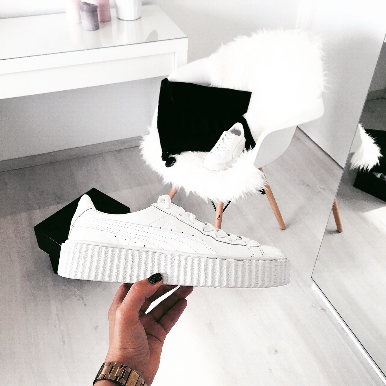Puma Fenty Sneakers · Find More at    feedproxy.google.... Creepers Shoes  Puma f71668fb9