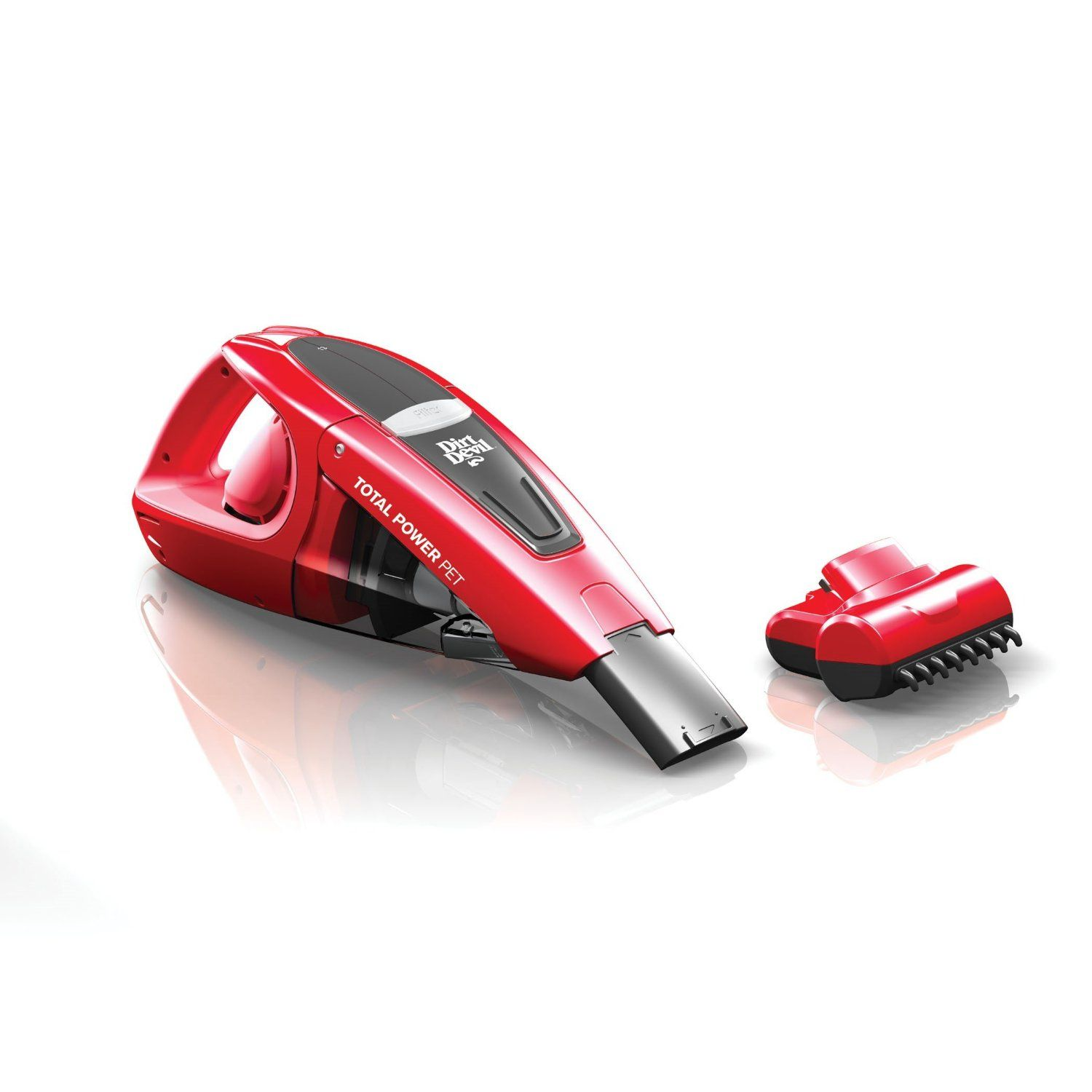 Dirt Devil Bd10167 Total Power Pet 15 6v Bagless Cordless Hand