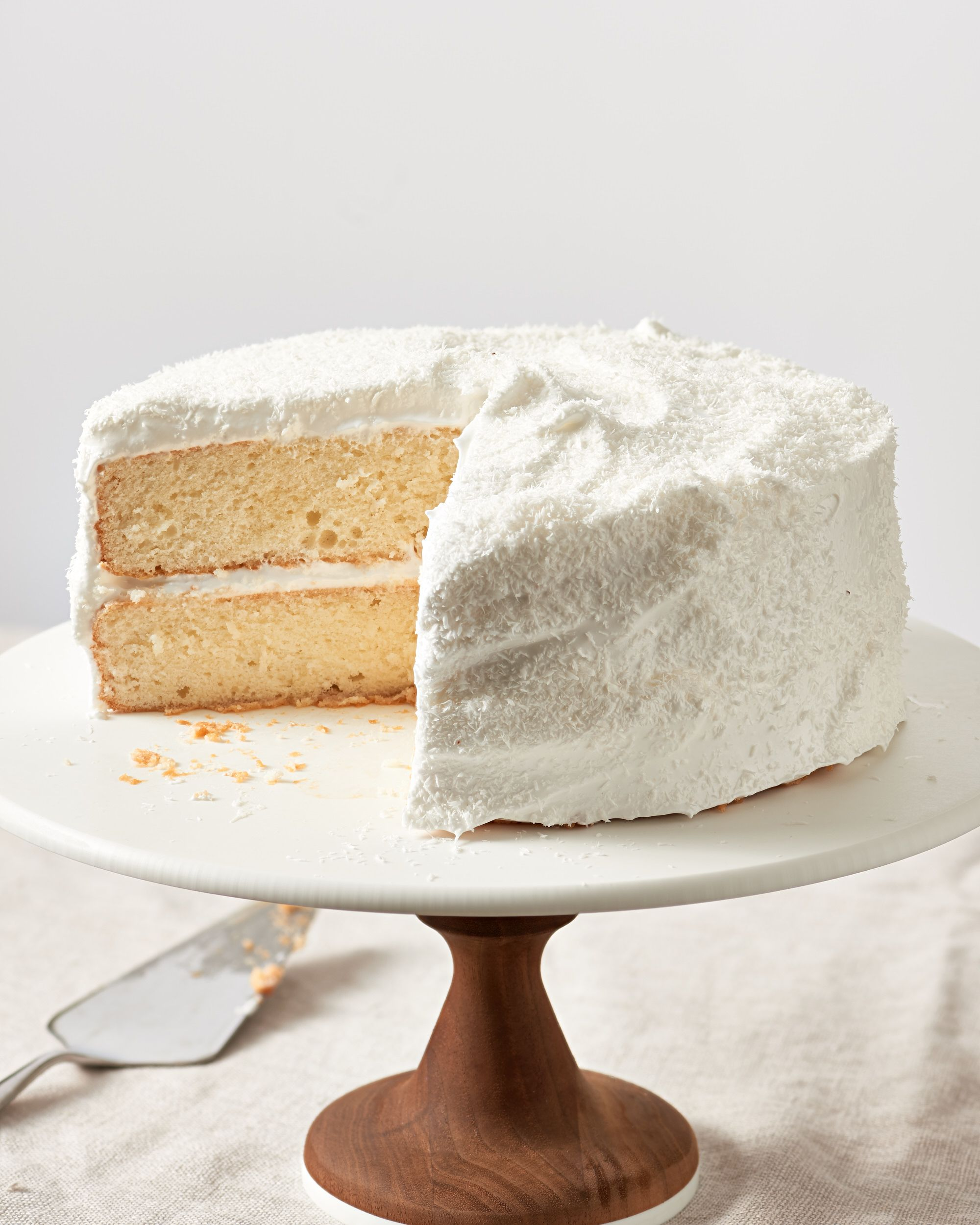 How To Make The Best Classic Coconut Cake From Scratch Recipe Be