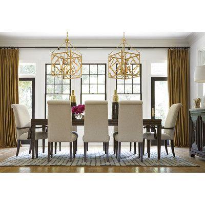 Universal Furniture California 9 Piece Dining Set & Reviews Mesmerizing Universal Furniture Dining Room Set Design Decoration