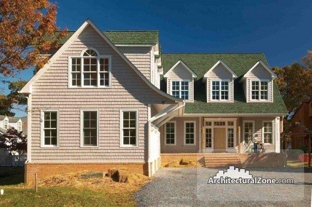 Best Shake Shingle Siding Green Roof House Colors House 400 x 300