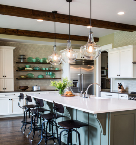 Everly Pendant Kitchen Interior Home Kitchens Kitchen