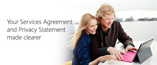 Your Services Agreement And Privacy Statement Made Clearer  Diy