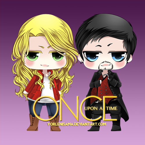 Once Upon a Time ♡ Captain Swan