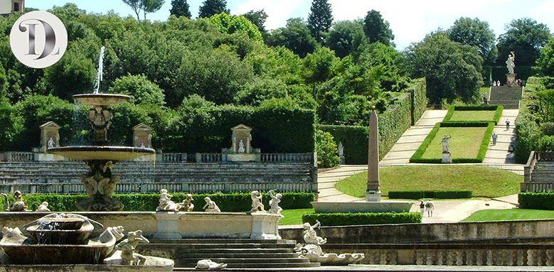 Pitti Palace And Boboli Gardens Tour