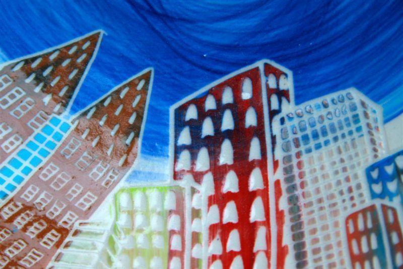 Big City van Basalt Serviesgoed in Den Haag handgemaakt