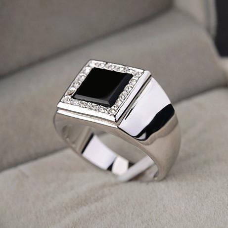 26+ Black onyx mens jewelry viral