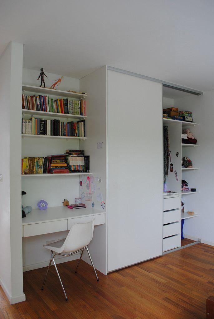 Stylish Study Room: Modern Study Room (com Imagens)