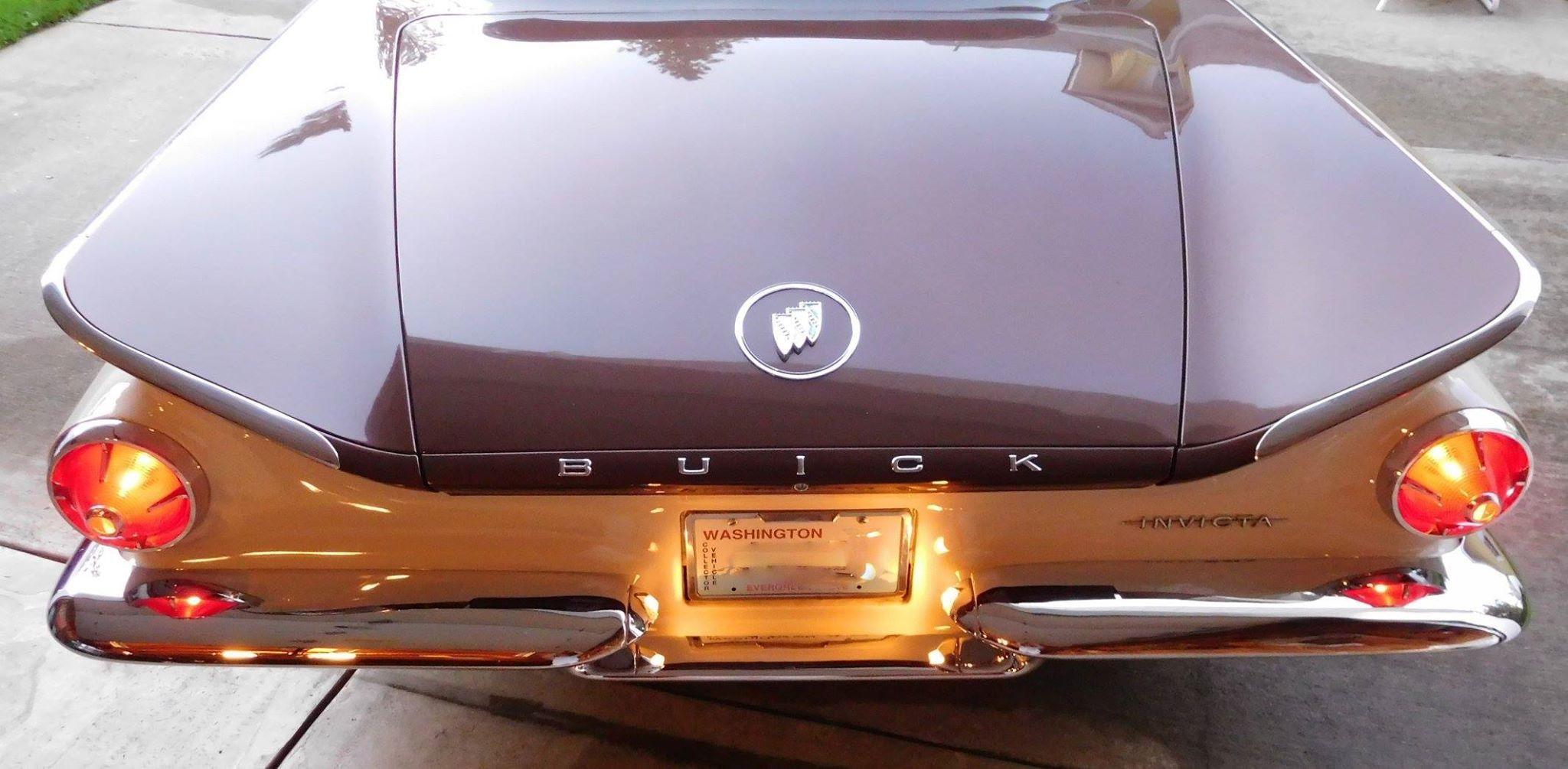 pingl par alain ward sur collector car buick classic cars et cars. Black Bedroom Furniture Sets. Home Design Ideas