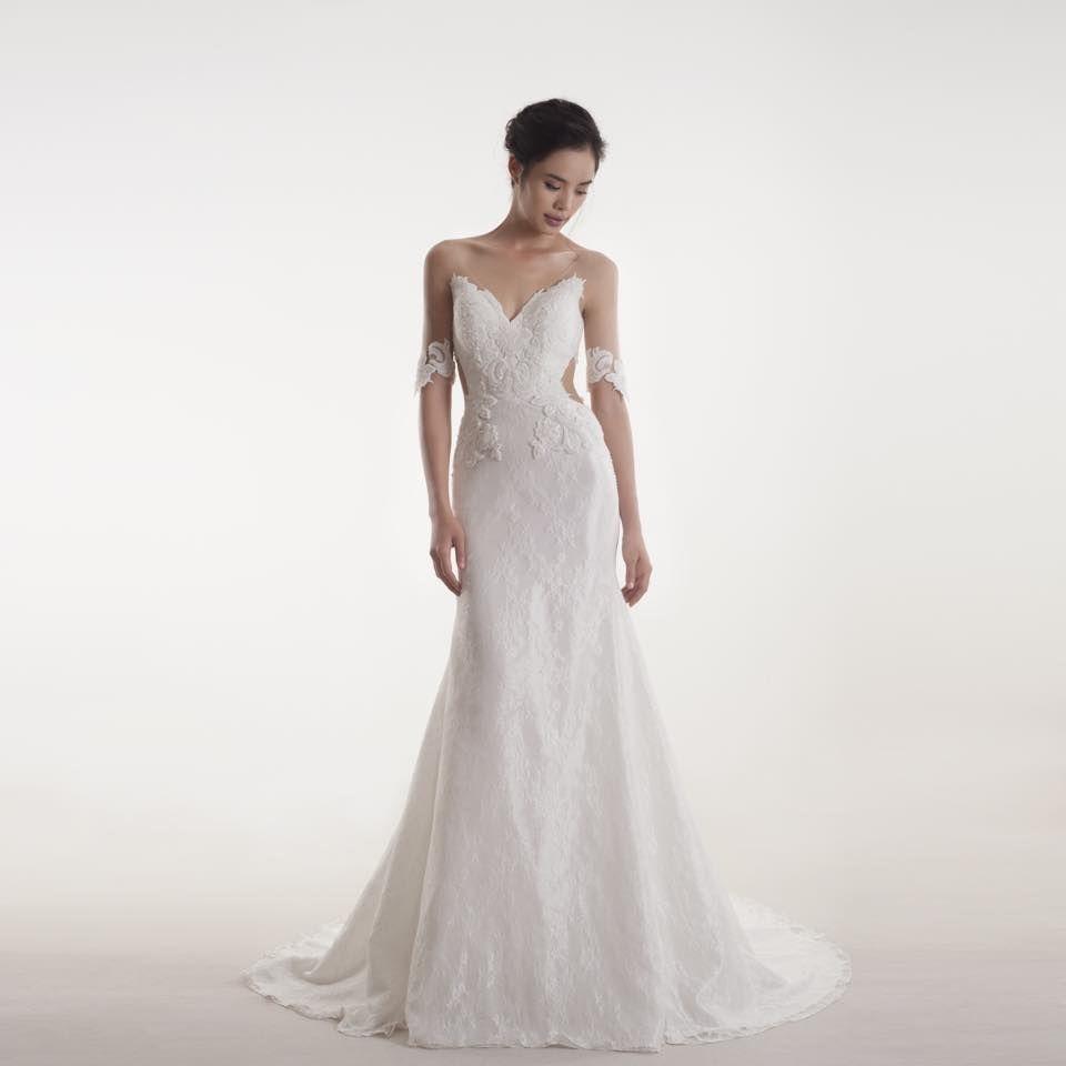 Trendy wedding dresses  TRUONG THANH HAI design  Fashion  Wedding dress  Pinterest